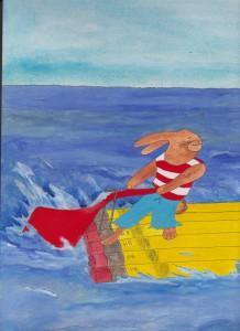 Sea bunny - cover 001